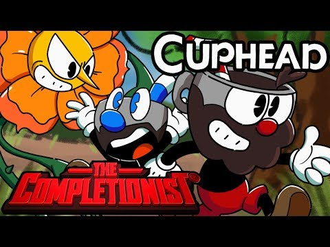 Cuphead ft. Strippin | The Completionist