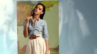 видео Как и с чем носить джинсовую рубашку