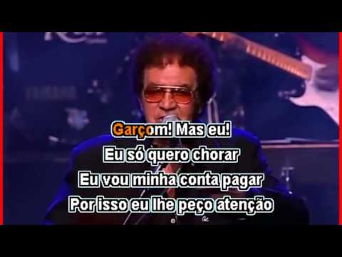Reginaldo Rossi   Garçon   Karaoke