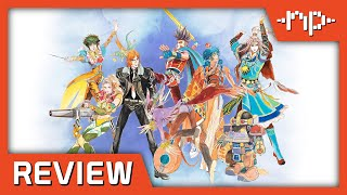 SaGa Frontier Remastered Review - Noisy Pixel