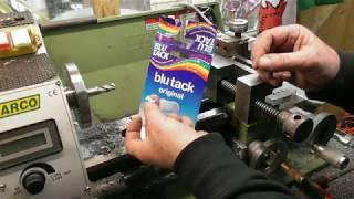 Shop made Knurling tool part 2
