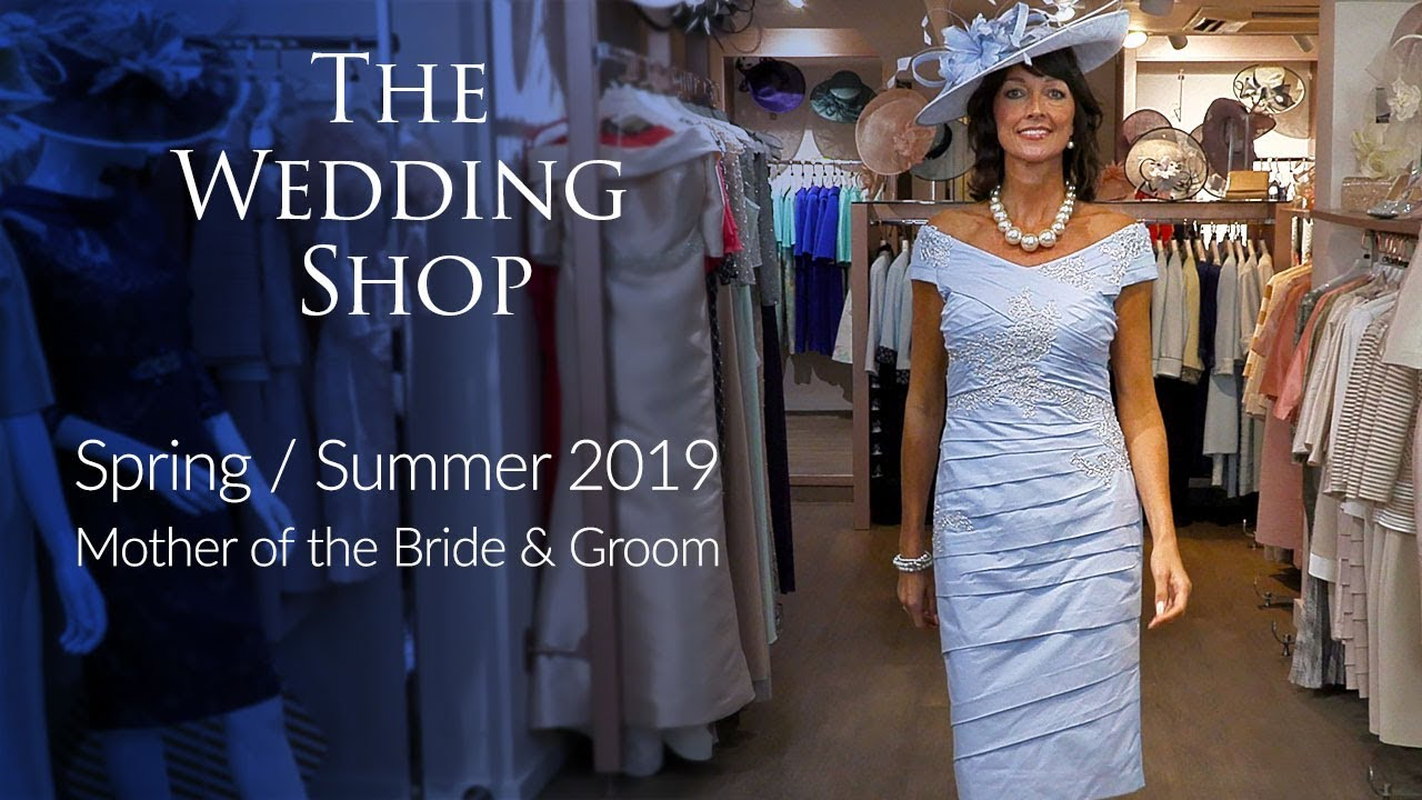 2019 Spring Summer Mother Of The Bride Groom