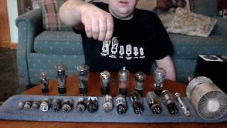 The Learning Series - Vacuum Tubes and Amps Part 1