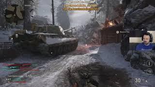 Call of Duty: WW II TDM gameplay March 12, 2018 pt6