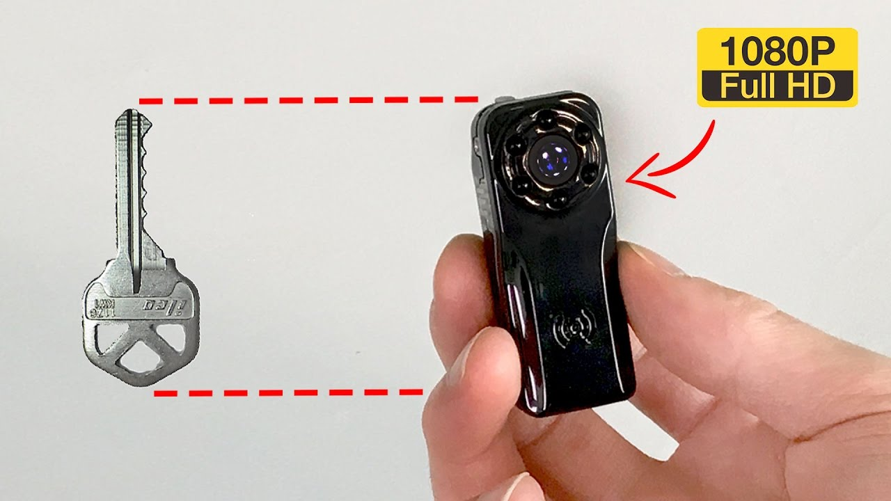 Best Hidden Hd Video Camera