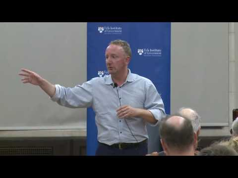 Professor Mark Blyth on Bernie & Scandinavian Welfare