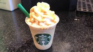 Come to work with me at Starbucks!! (day 2)