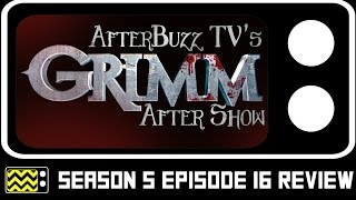 Grimm Season 5 Episode 16 Review & AfterShow | AfterBuzz TV