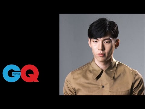 韓流型男四款髮型示範#3 側分微捲髮|GQ Style