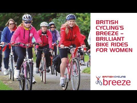 Breeze - brilliant bike rides for women