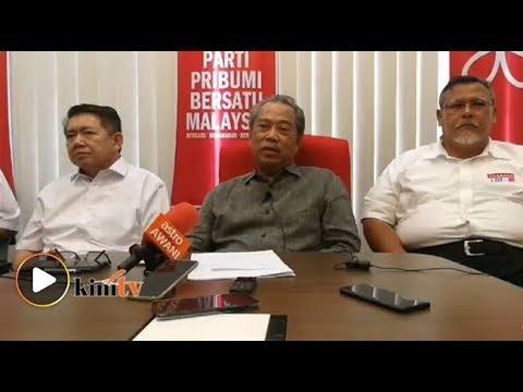 LIVE: Sidang media Muhyiddin di Pagoh