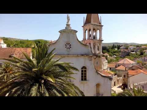 MARINA ACI MILNA — CROATIA | DRONE FOOTAGE | Pointers Travel