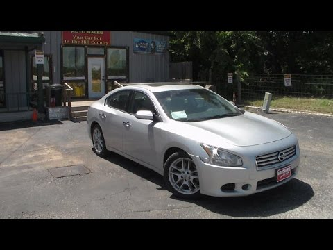 2014 nissan maxima s review youtube. Black Bedroom Furniture Sets. Home Design Ideas