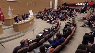 Akhisar Belediyesi Ocak ayı meclis toplantısı