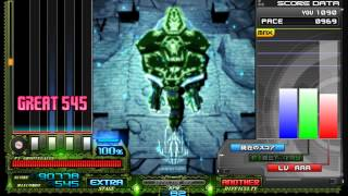 IIDX DistorteD - Ganymede (SPA) Autoplay
