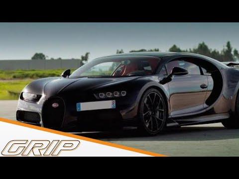 Der neue Bugatti Chiron – GRIP – Folge 398 – RTL2