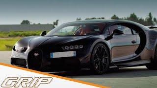 Der neue Bugatti Chiron - GRIP - Folge 398 - RTL2