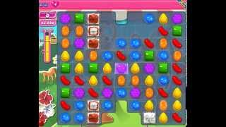 How to beat Candy Crush Saga Level 194 - 2 Stars - No Boosters - 94,700pts