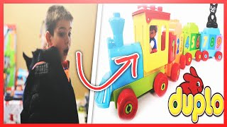 LEGO DUPLO - My First Number Train - 10847 - Learning & Counting Set - Building & Educational Kit