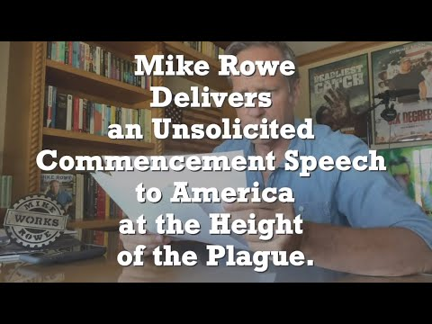 An Unsolicited Commencement