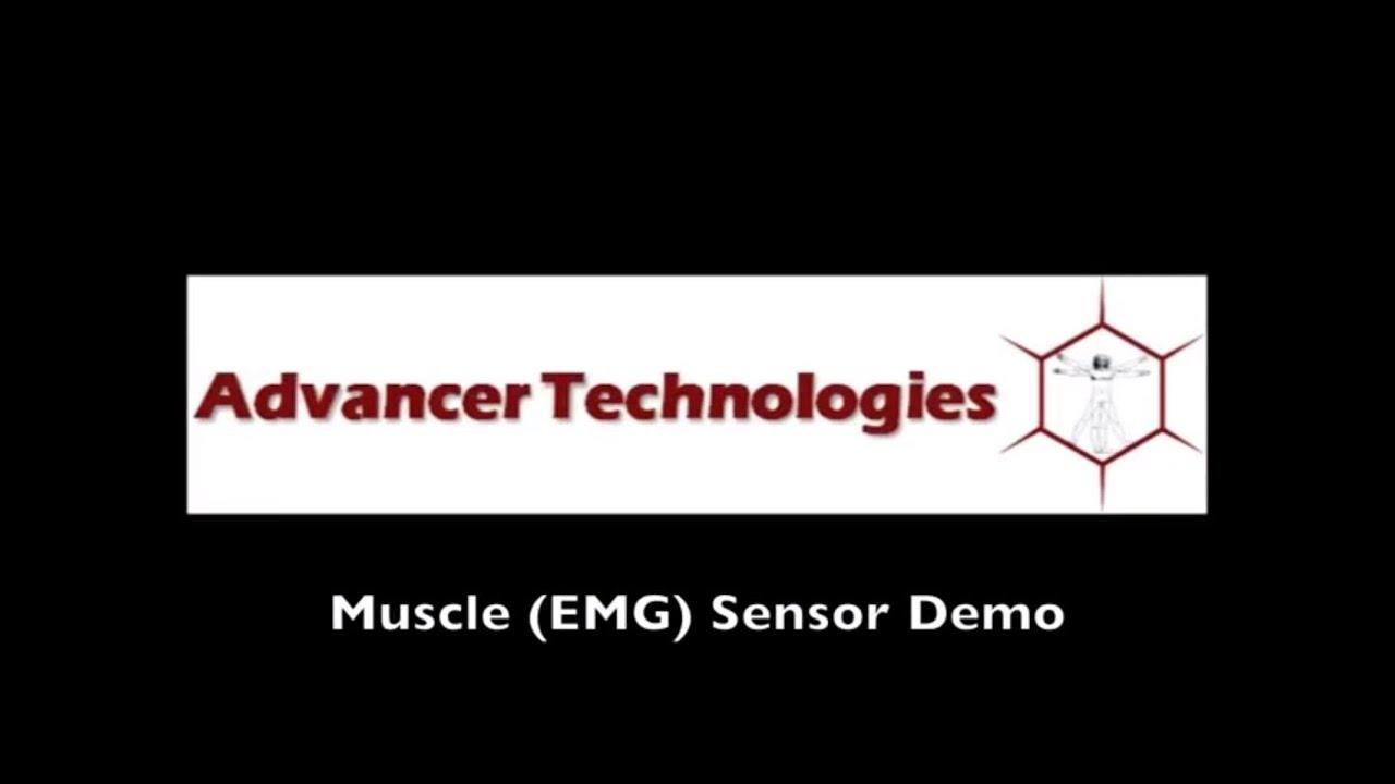 Muscle Sensor Emg Circuit Demo Youtube Ambientlightgnoringopticalsensor Sensorcircuit