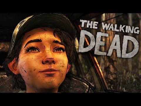 The Walking Dead: The Final Season Demo - Clem's gone soft