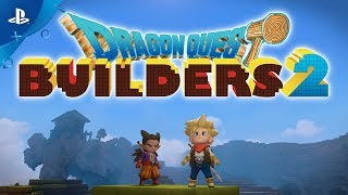 Dragon Quest Builders 2 - A Day in the Life of A Builder Gameplay Video | PS4