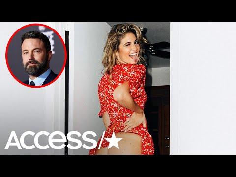 Ben Affleck's Ex Shauna Sexton Flaunts Her Booty In A Cheeky Snap