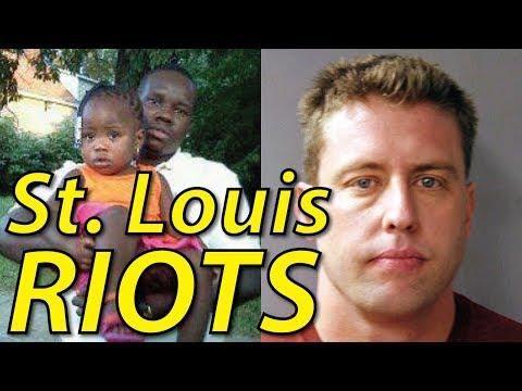St. Louis Riots Over THUG Drug Dealer Brought by Black Lives Matter, Preachers, & Liberal Media