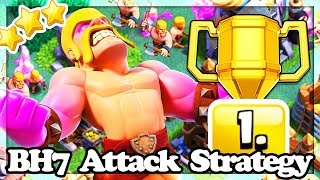💥BUILDER HALL 7 (BH7) NEW ATTACK STRATEGIES 💥 BH7 3 STAR STRATEGIES 💥 CLASH OF CLANS 💥 BUILDER BASE