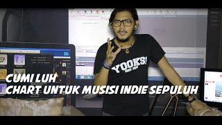 Chart untuk Musisi Indie Sepuluh - #CUMILUH episode 1