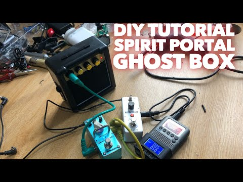 How To Make A DIY Spirit Portal Box For Ghost Hunting