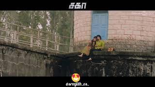 Sagaa Songs WhatsApp Story Yaayum Song Saran Ayra Shabbir Murugesh