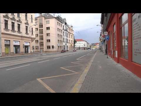 Walk in Ostrava, Czech Republic
