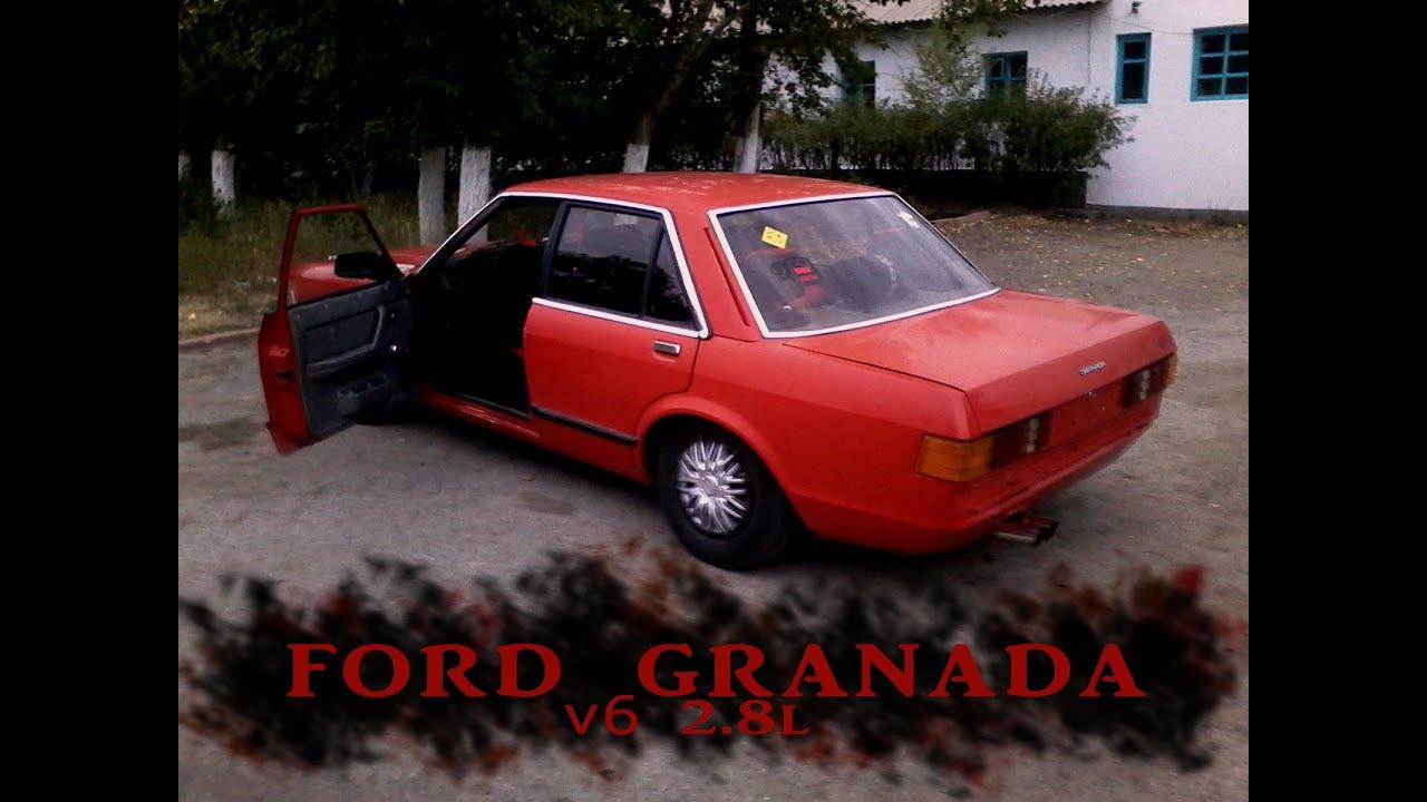 Форд Гранада 1983 V6 2.8L - YouTube Форд Гранада Тюнинг