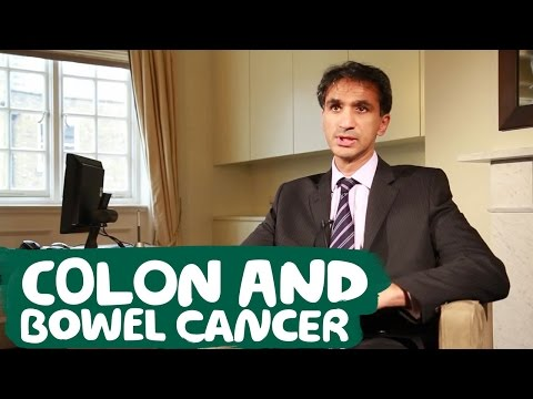 Colon and Bowel cancer explained