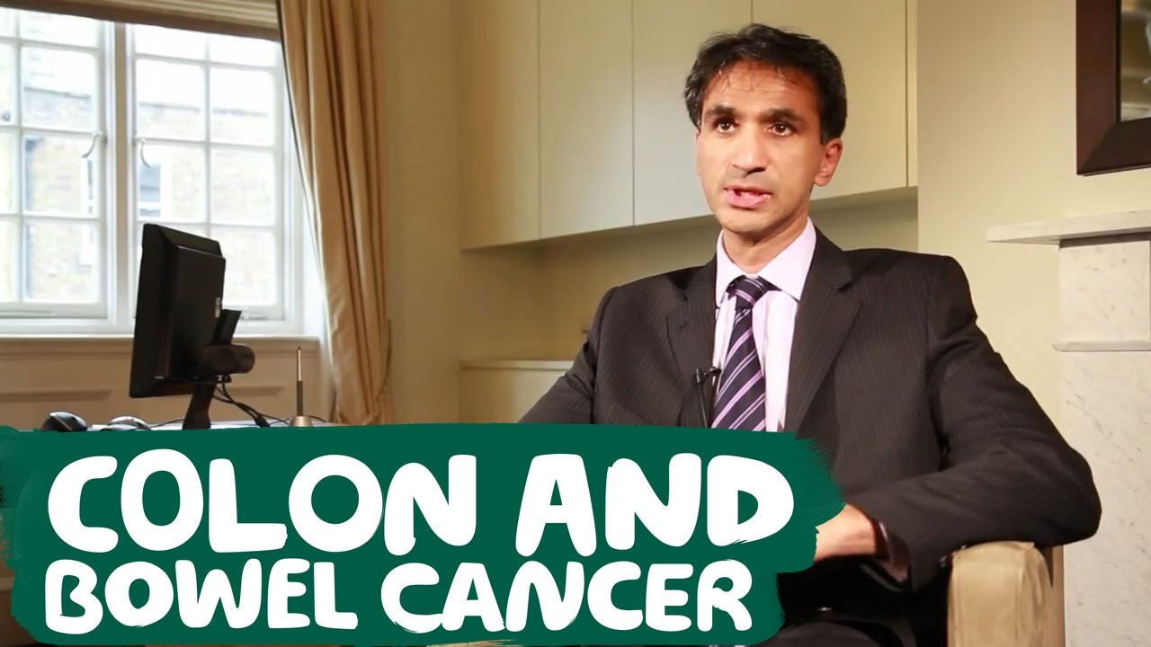 Colon And Bowel Cancer Explained Youtube