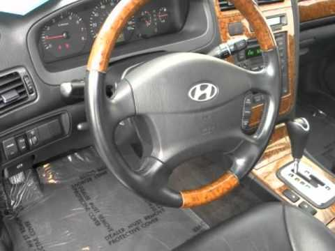 hqdefault 2005 hyundai xg350 4dr l auto leather sunroof youtube 2002 hyundai xg350 fuse box location at n-0.co