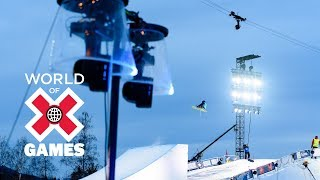 Mathilde Gremaud: No. 5 Moment of 2017 | World of X Games