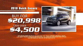 Perfect Time To Buy A Buick | Newnan Auto Dealer