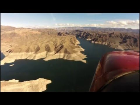 Landing Temple Bar, AZ -  Lake Mead
