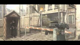 Commandos Strike Force:{Mission #9: TRAPPED} HARD MODE