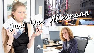 JUST ONE AFTERNOON | XTINEMAY FEAT. GAYLE FORMAN