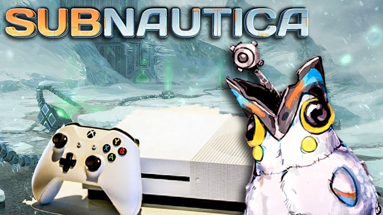 subnautica steam controller
