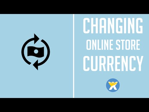 Changing Online Store Currency and Adding a Currency Converter in Wix - Wix My Website