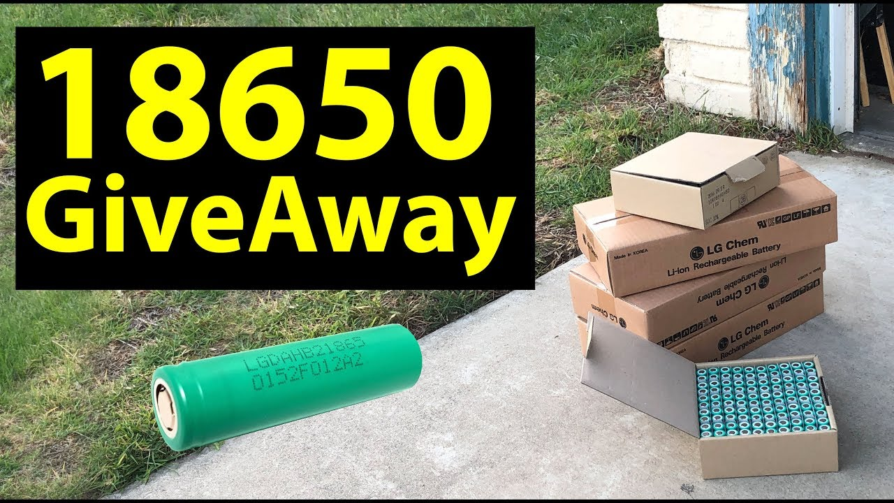 Lifepo4 battery pack diy sweepstakes