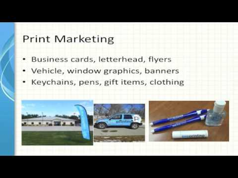 Marketing through Digital & Print to Make Your Business Sizzle in 2017