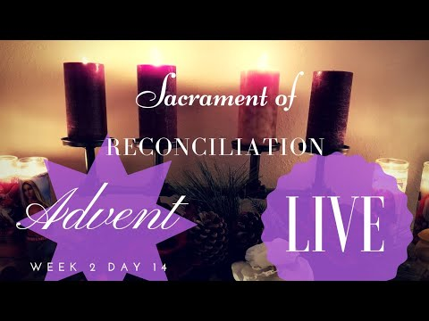 Confession During Advent
