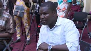 Point presse du gouvernement Covid-19 du 29 mai 2020 - Burkina Faso