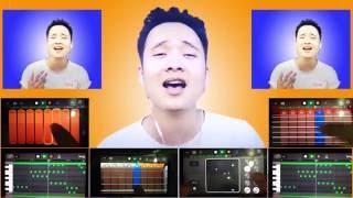 Đếm Ngày Xa Em mashup Tình Yêu Màu Nắng |100 % App Iphone cover by Trung
